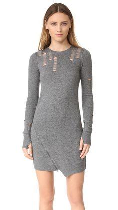 Pam & Gela Shredded Dress