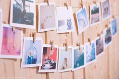 Simply Stylish: Tumblr inspiration decor decora tu cuarto colgando tus fotos más chulas en la pared