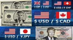 Thoughts of Senior AMrkets Analyst on the USD with 4 Years of Trump - Analysis on USDJPY USDCAD GBPUSD and USDCHF - My Trading Buddy Markets Analysis Mag