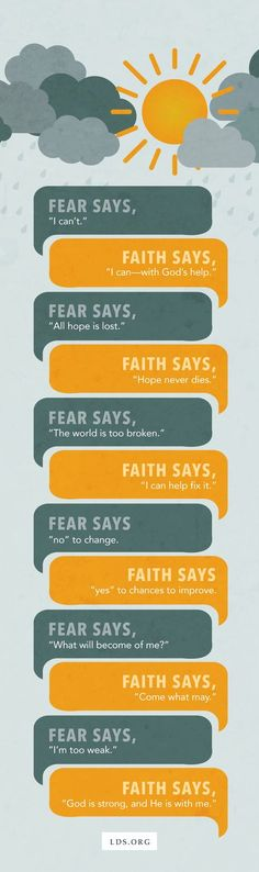 """Faith Over Fear: Why """"It Will All Work Out"""""""