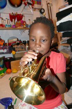 Zélie et la trompette de poche