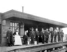 Disused Stations: Millwall Docks Station