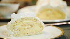 Köstliche Desserts, Delicious Desserts, Meringue, Biscuits, Menu, Ice Cream, Sweets, Recipes, Bye Bye