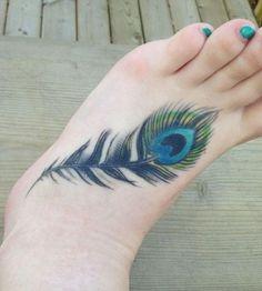 As melhores tatuagens para fazer no pé. A tatuagem é uma forma de decorar o corpo permanentemente, razão pela qual muitas pessoas optam por tatuagens com simbologias especiais para si; outros a consideram uma arte e simplesmente escolhem ta... #tatuagens #tattoo #ink