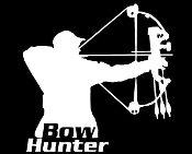 New Custom Screen Printed T-shirt Bow Hunter Deer Hunt Small - 4