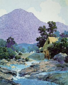 View past auction results for MaxfieldParrish on artnet