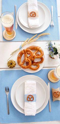 Oktoberfest-Party Zuhause   Festzelt-Stimmung dahoam