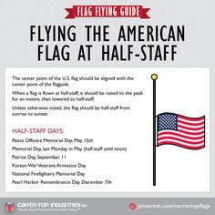 days to fly the flag