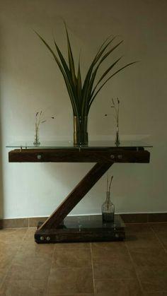 Mesa madera Z