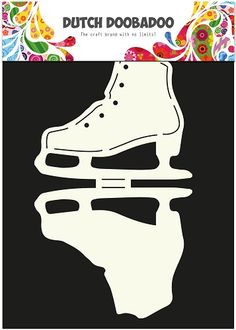 470.713.507 Dutch Card Art Ice Skate 1 st.