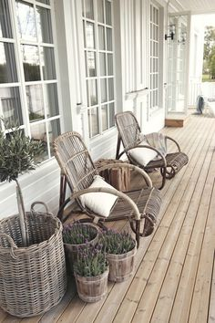 lazy day porch