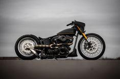 Custom Street Bikes, Custom Bobber, Vintage Motorcycles, Harley Davidson, Cycling, Vehicles, Scrambler, Motorbikes, Heidelberg