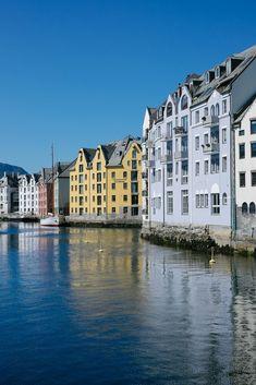 Norvege Alesund