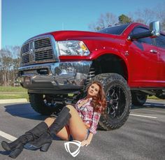 These Girls Love Diesel Trucks Every Guy Must See! Diesel Trucks, Ram Trucks, Dodge Trucks, Jeep Truck, Lifted Trucks, Pickup Trucks, Dodge Cummins, Dodge Ram Diesel, Lifted Chevy