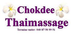 Chokdee Thaimassage Hamburg! Traditionelle Thaimassage gefunden!