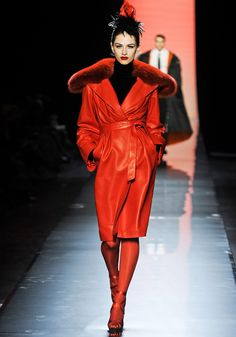 3ce05395f8c2e Jean Paul Gaultier Couture fall 2011-12 Latex Fashion