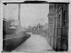 Photographs And Memories, Coventry, Old Things, Sidewalk, History, Street, Pictures, Vintage, Walkway