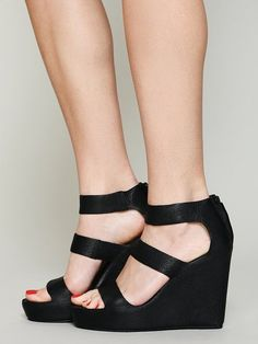 #Comfy #Wedges Lovely Street High Heels
