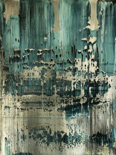 "Koen Lybaert; Oil, 2013, Painting ""abstract N° 675"""