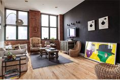 Brooklyn Style. Decoration Trends 2016