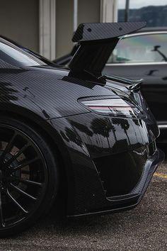 Mercedes SLS by Mansory