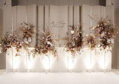 Wedding Stage Backdrop, Wedding Backdrop Design, Indoor Wedding Decorations, Backdrop Decorations, Backdrops, Event Styling, Altar, Wedding Photo Walls, Wedding Mood Board