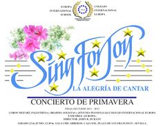 Concierto de Primavera 2012