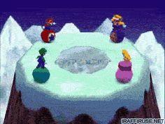 NOOOOOOOOOOOOOOOO! | 20 Things That Will Make You Say NOOOOOOO! I'd kill to see the reaction of the guy playing Luigi.