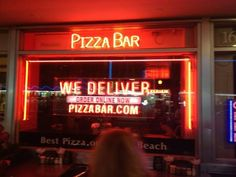 #Pizzabarsb #Wedeliver #Openlate