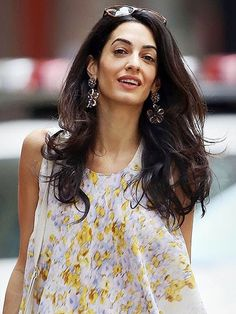 10 Times Amal Clooney Was Total #HairGoals