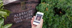 Gedenkseiten & Gedenkportal I QR-Code Plaketten zur Anbringung am Grab für Ihre Gedenkseite - e-memoria