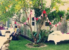 Garden Engagement Party Ideas   Decorating Ideas › Summer Outdoor New Wedding With Garden Party ...