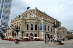 Alte Oper - Opera House in Frankfurt - Thousand Wonders