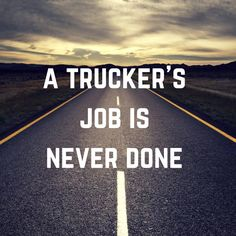 America runs on #truckers #thankyou