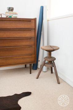 A Photographeru0027s SF Loft Redesign. Retro FurnitureInterior ...