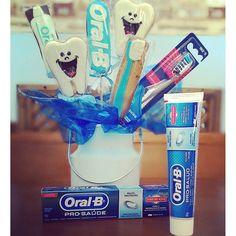 A vida deve ser doce! Dentes protegidos contra cáries pelo ESCUDO ANTI-AÇÚCAR de Oral-B. #OralB #OralBsmile #EscudoAntiAcucar #CremeDental #DentesSaudaveis