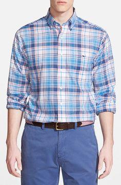 Whale Logo, Mens Designer Shirts, Style Men, Sports Shirts, Vineyard Vines, Poplin, Shirt Designs, Men Casual, Nordstrom