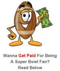 Time again for DGG's annual Super Bowl Cash Giveaway  This year
