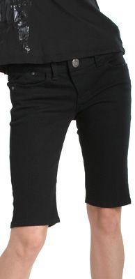 LIP SERVICE Rock N Roll Jeans knee length shorts #63-220