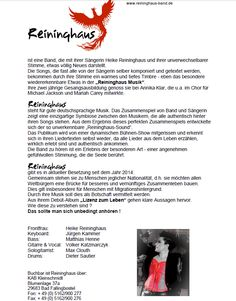 reininghaus vita Radios, Promotion, Digital, Literature, Musik