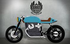 Barn Brothers #BB001 Honda CX 500 Cafe Racer. www.facebook.com/theBarnbrothers