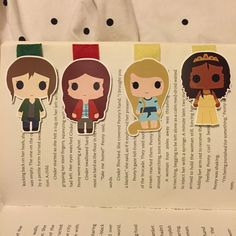 """Lunar Chronicles Magnetic Bookmark Set by BookedYouUp on Etsy"" I WANT THEM!!!!!!! They're sooo CUTE!!!!!!"
