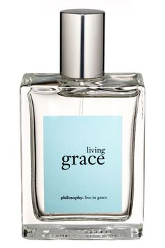 Philosophy Living Grace  I love this other grace fragrance, with a bit of spice, but still not overpowering!