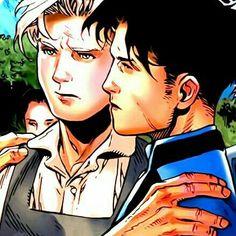 Tommy Shepherd & Billy Kaplan-Marvel