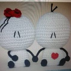 Crochet Flower Patterns, Crochet Toys Patterns, Stuffed Toys Patterns, Crochet Flowers, Diy Crafts For Gifts, Crafts To Sell, Patron Crochet, Baby Gifts, Hello Kitty