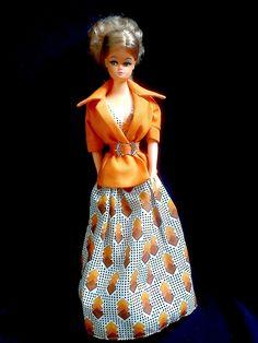 https://flic.kr/p/fk7Kgp | Petra Juvel mit Petra von Plasty Boutique Model Kleid  5841 - 1976