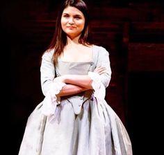 Pippa is a goddess <<<<<<<<<< I second this Hamilton Eliza, Cast Of Hamilton, Hamilton Broadway, Hamilton Musical, Alexander Hamilton, Hamilton Peggy, Hamilton Costume, Hamilton Cosplay, Philippa Soo