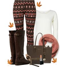 Brrr...It's Cold Outside, created by modelmaterialgirl22 on Polyvore