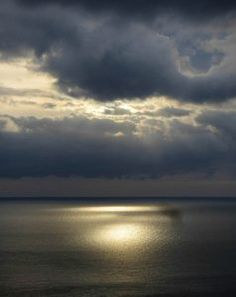 Adriatic sea sunset. Montenegro. Saharova.com