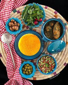 Iran Food, Dried Plums, Yummy Bites, Persian Culture, Iranian, Parsley, Turmeric, Cilantro, Delicious Food